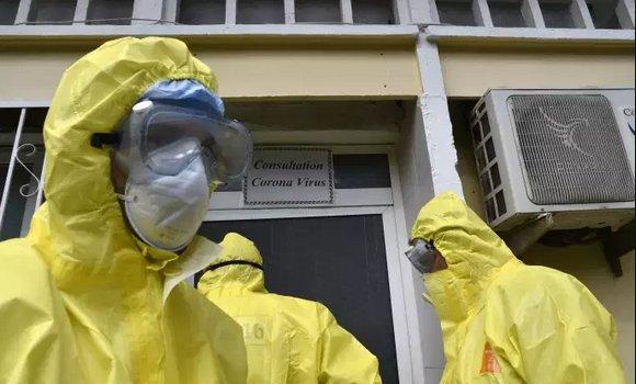 صورة قطاع الصحة يفقد حوالي 100 مستخدم نتيجة تعرضهم للإصابة بالفيروس