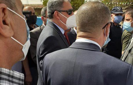 استفادة ساكنة قرية سيدي عبد المومن ببلدية عين بوشقيف من التزود بغاز المدينة