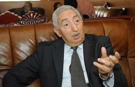 الوزير، والمدير العام للإذاعة الوطنية سابقا، المجاهد لمين بشيشي في ذمة الله. إنا لله وإنا إليه راجعون