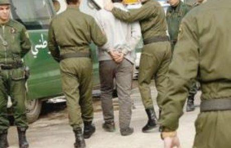 القبض على إرهابي كان مرشحا لتنفيذ عملية انتحارية إرهابية تستهدف المسيرات السلمية بوسط العاصمة