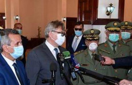 كورونا: الجزائر تتسلم شحنة هبة من المعدات الطبية قادمة من روسيا