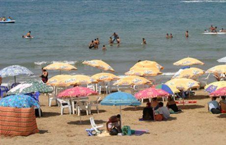 رفع الحجر عن الشواطئ المرخصة و أماكن التسلية و الترفيه اعتبارا من السبت المقبل